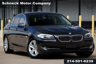 2012 BMW 528i **LOW MILE TRADE-IN** in Plano, TX 75093