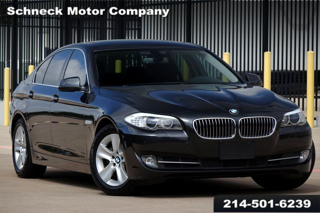 2012 BMW 528i **LOW MILE TRADE-IN**