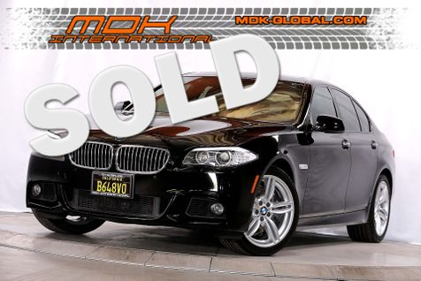 2012 BMW 535i - M Sport - Navigation - Comfort seats in Los Angeles