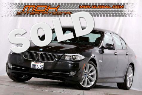 2012 BMW 535i - Sport pkg - Navigation in Los Angeles