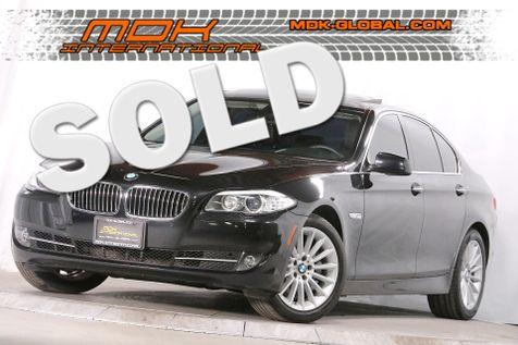2012 BMW 535i - Navigation - Only 57K miles in Los Angeles