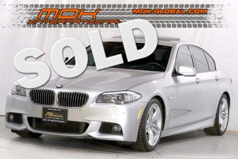 2012 BMW 535i - M Sport pkg - Comfort seats in Los Angeles