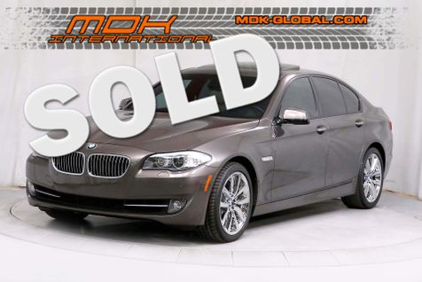 2012 BMW 535i - Sport pkg - Navigation - Comfort Seats in Los Angeles