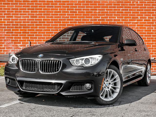 2012 BMW 535i Gran Turismo M-Sport Burbank, CA 1