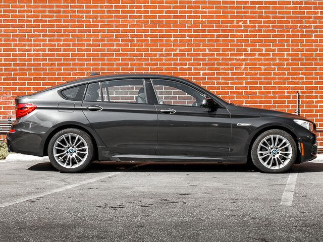 2012 BMW 535i Gran Turismo M-Sport Burbank, CA 4
