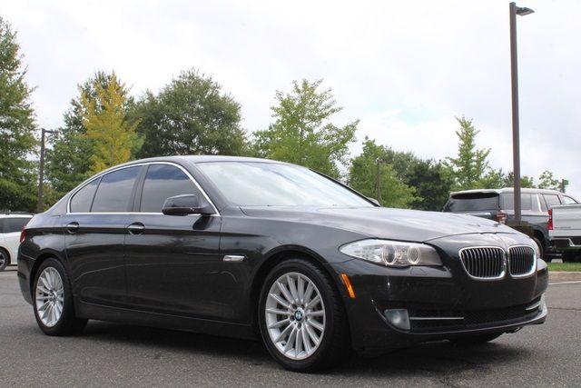 2012 BMW 535i 535i