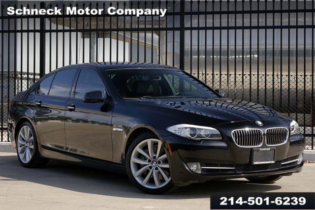 2012 BMW 535i Sport Pack