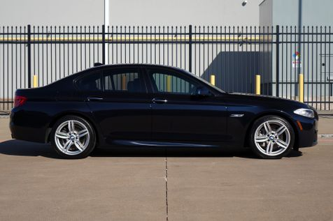 2012 BMW 535i M-Sport* Nav* BU Cam* Sunroof* EZ Finance** | Plano, TX | Carrick's Autos in Plano, TX