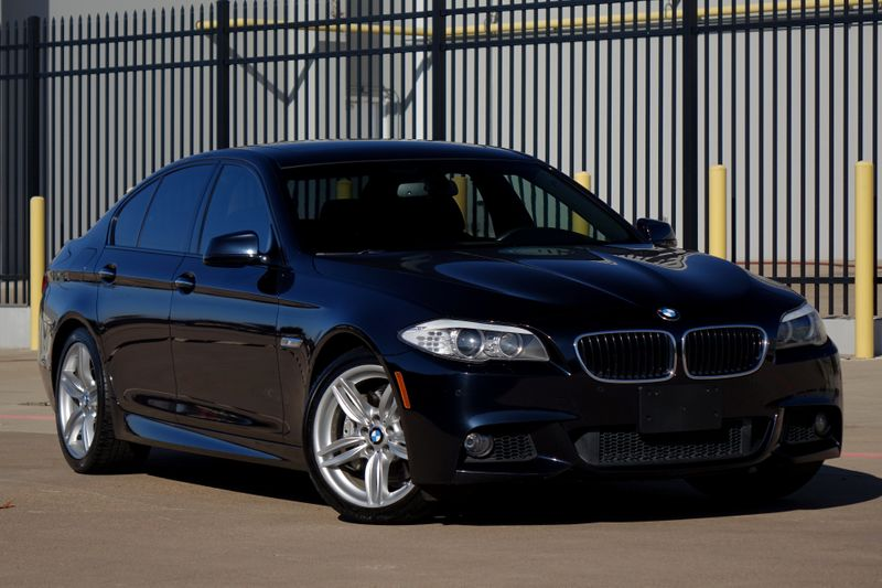 2012 BMW 535i M-Sport* Nav* BU Cam* Sunroof* EZ Finance** | Plano, TX | Carrick's Autos in Plano TX