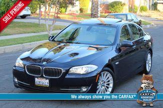 2012 BMW 535i PREMIUM/SPORTS PKG ONLY 79K MLS NAVIGATION BLUETOOTH XENON in Woodland Hills CA, 91367