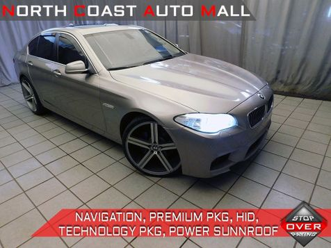 2012 BMW 535i xDrive 535i xDrive in Cleveland, Ohio
