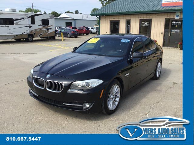 2012 BMW 535i xDrive AWD
