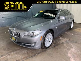 2012 BMW 535i xDrive 4dr Sdn 535i xDrive AWD in Merrillville, IN 46410
