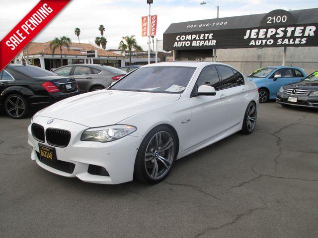 2012 BMW 550i M sport