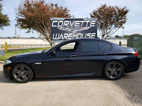 2012 BMW 550i Sedan Auto, Sunroof, NAV, Alloy Wheels, Only 83k!   Dallas, Texas   Corvette Warehouse  in Dallas, Texas