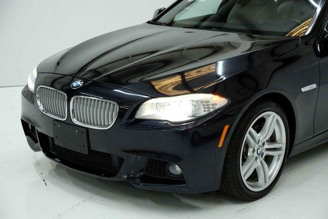 2012 BMW 550i Houston, Texas 8