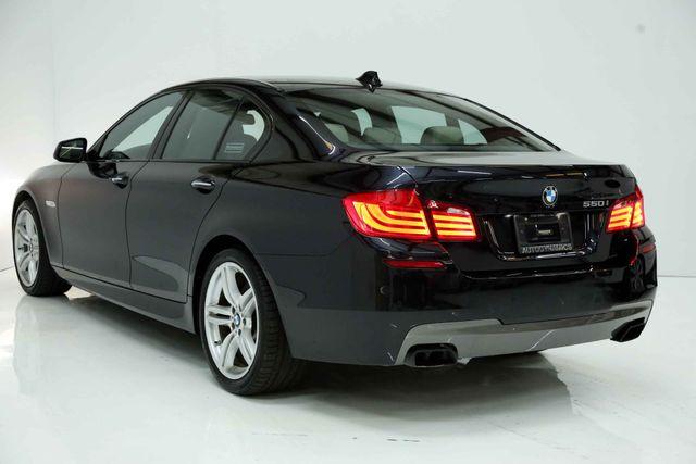 2012 BMW 550i Houston, Texas 9