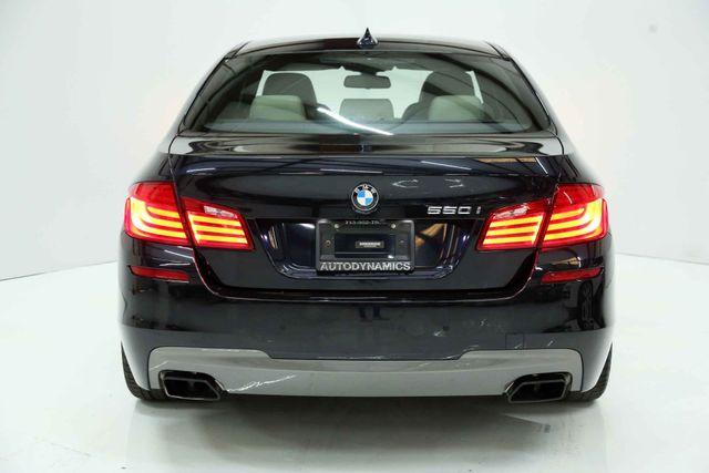 2012 BMW 550i Houston, Texas 10