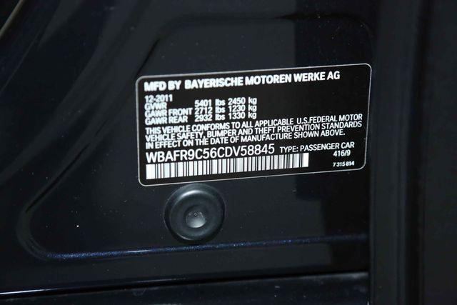 2012 BMW 550i Houston, Texas 37