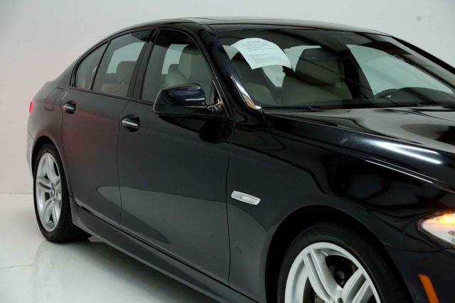 2012 BMW 550i Houston, Texas 4