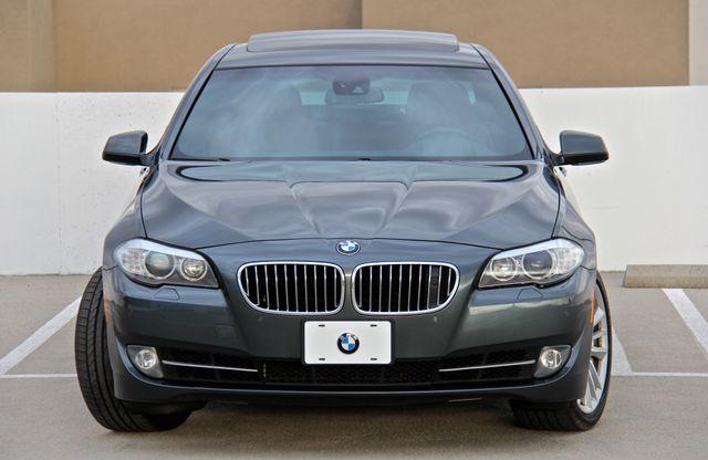 2012 BMW 550i Reseda, CA 8