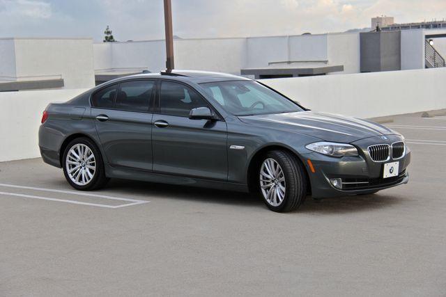 2012 BMW 550i Reseda, CA 4
