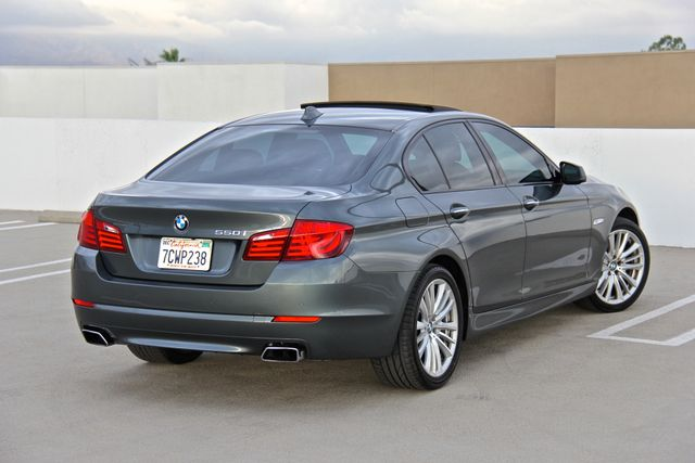 2012 BMW 550i Reseda, CA 15