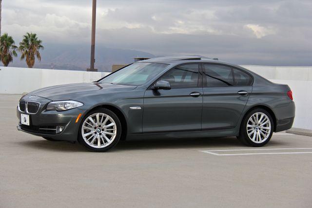 2012 BMW 550i Reseda, CA 11