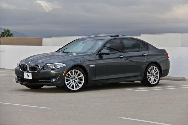 2012 BMW 550i Reseda, CA 6
