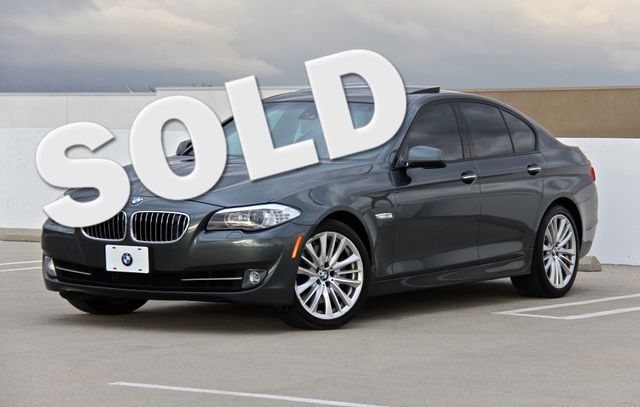 2012 BMW 550i Reseda, CA