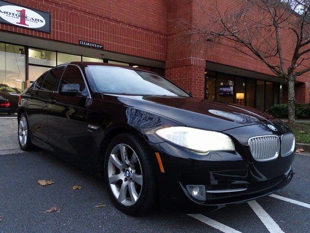 2012 BMW 550i xDrive 550i xDrive