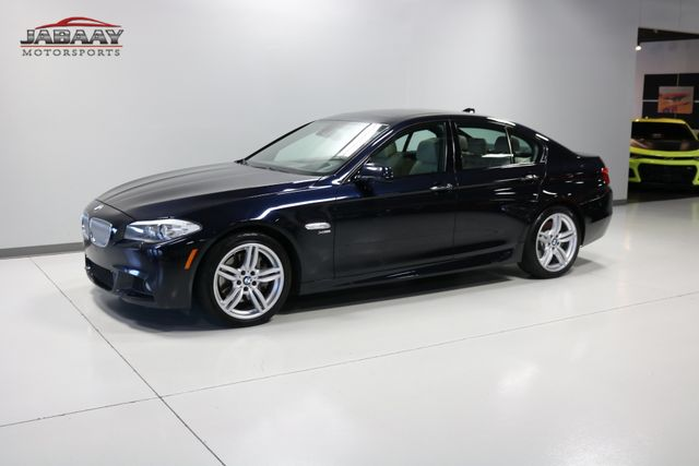 2012 BMW 550i xDrive Merrillville, Indiana 34