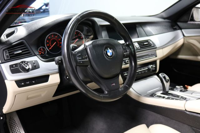 2012 BMW 550i xDrive Merrillville, Indiana 9