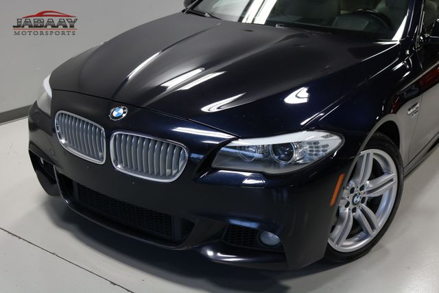 2012 BMW 550i xDrive Merrillville, Indiana 30