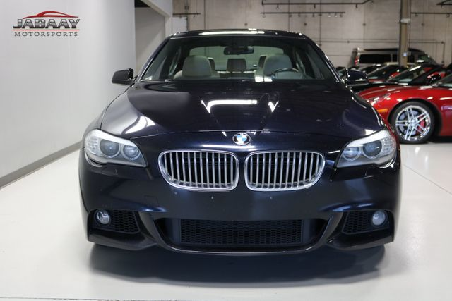 2012 BMW 550i xDrive Merrillville, Indiana 7