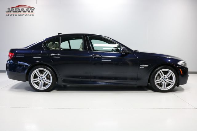 2012 BMW 550i xDrive Merrillville, Indiana 5
