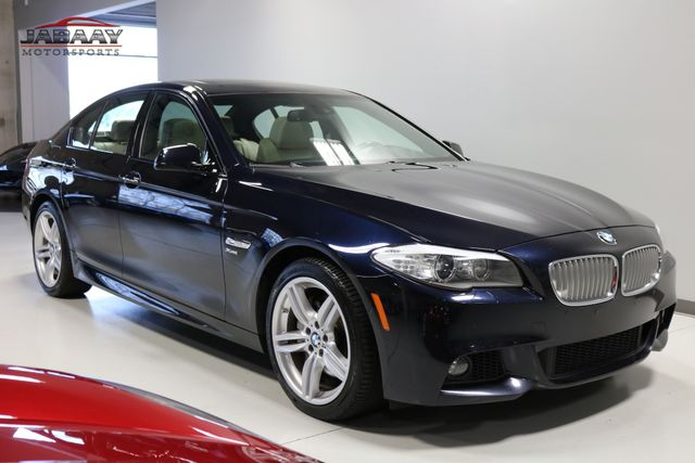 2012 BMW 550i xDrive Merrillville, Indiana 6