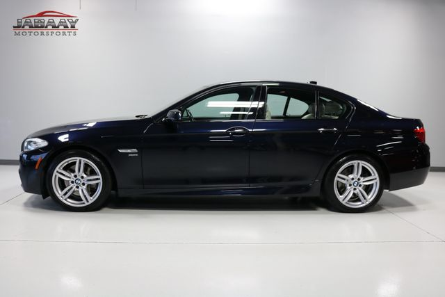 2012 BMW 550i xDrive Merrillville, Indiana 1