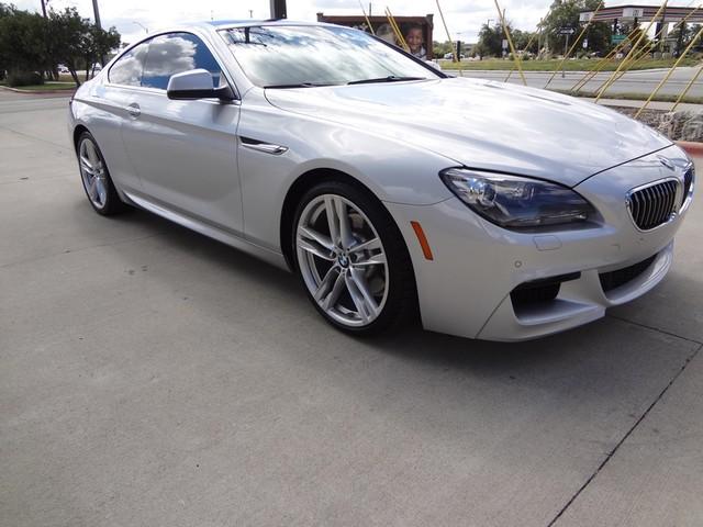 2012 BMW 640i Austin , Texas 11