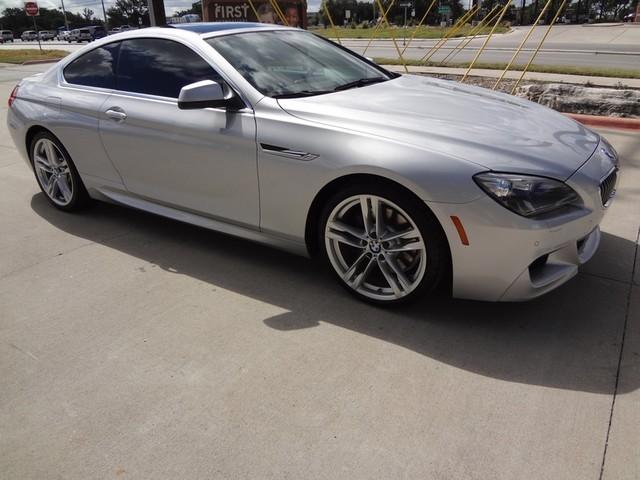 2012 BMW 640i Austin , Texas 10