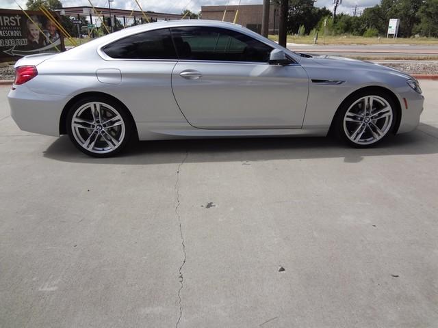 2012 BMW 640i Austin , Texas 8
