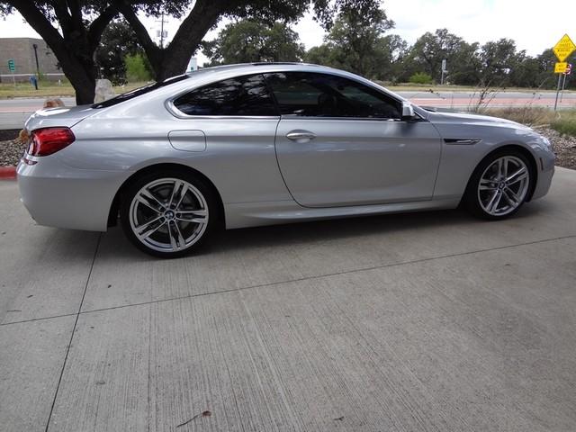 2012 BMW 640i Austin , Texas 7