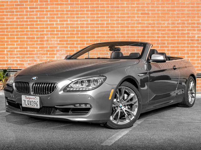 2012 BMW 640i Burbank, CA 0