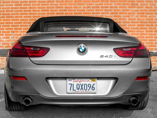 2012 BMW 640i Burbank, CA 4