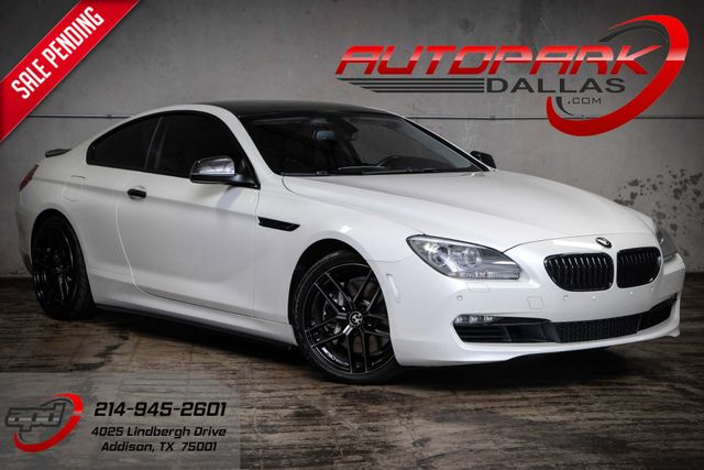 2012 BMW 650i w/ Upgrades