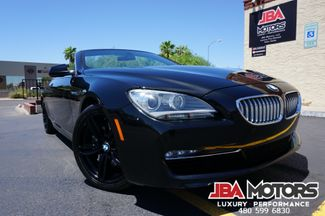 2012 BMW 650i Convertible M Sport Package 6 Series 650 LOW MILES in Mesa, AZ 85202