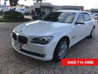 2012 BMW 7 Series 750Li xDrive  in McKinney Texas, 75070