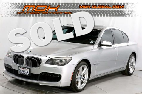 2012 BMW 740i - M Sport pkg - Only 52K miles in Los Angeles