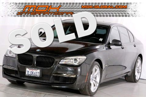 2012 BMW 740i - M Sport - Comfort seats - 4 zone climate  in Los Angeles