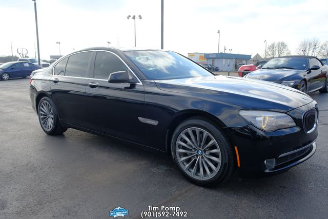 2012 BMW 740i SUNROOF NAVIGATION in Memphis, Tennessee 38115